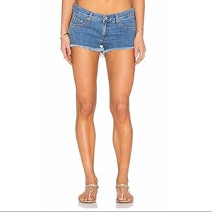 Rag & Bone Denim Cut Off Shorts. Retail- $168